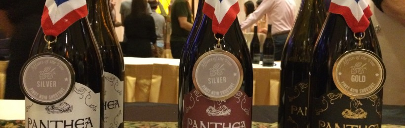 Panthea receives a Gold Medal